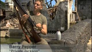 Saving Private Ryan Behind Scenes Part 4