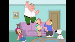 Питер, как ты это делаешь?(Снимите меня Гриффины,Питер,завис в воздухе, прикол,family guy., 2015-06-26T12:13:26.000Z)