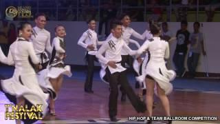 Tnalak Festival 2016 Ballroom Competition Entry No  3