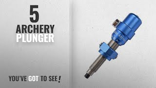 Top 10 Archery Plunger [2018]: NIKA ARCHERY Cushion Plunger Screw On Arrow Rest for Recurve Bow