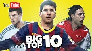 TOP 10 Things You Didn't Know About FIFA 17