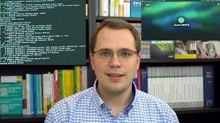 Linux auf dem TrekStor SurfTab wintron 7.0 Tablet nutzen [HFD2016]