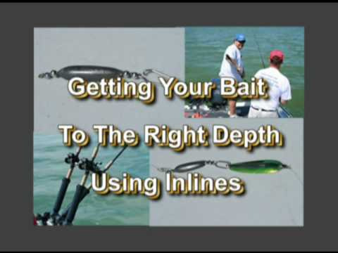 Walleye101 Inline Weights Explained