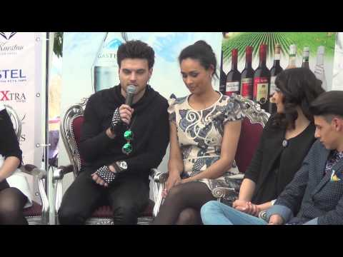 ESCKAZ in Moscow: Moscow Eurovision pre-party press-conference