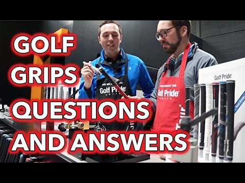 golf-grips---questions-and-answers