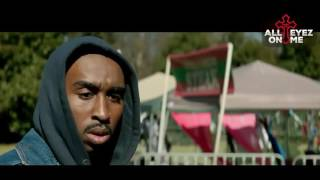 Tupac New Movie 2016'' All Eyez On Me Trailer 2''