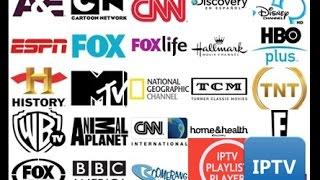 Lista remota IPTV!! (canales en ESPAÑOL e INGLES!!) sin geobloqueo, para cualquier pais!!