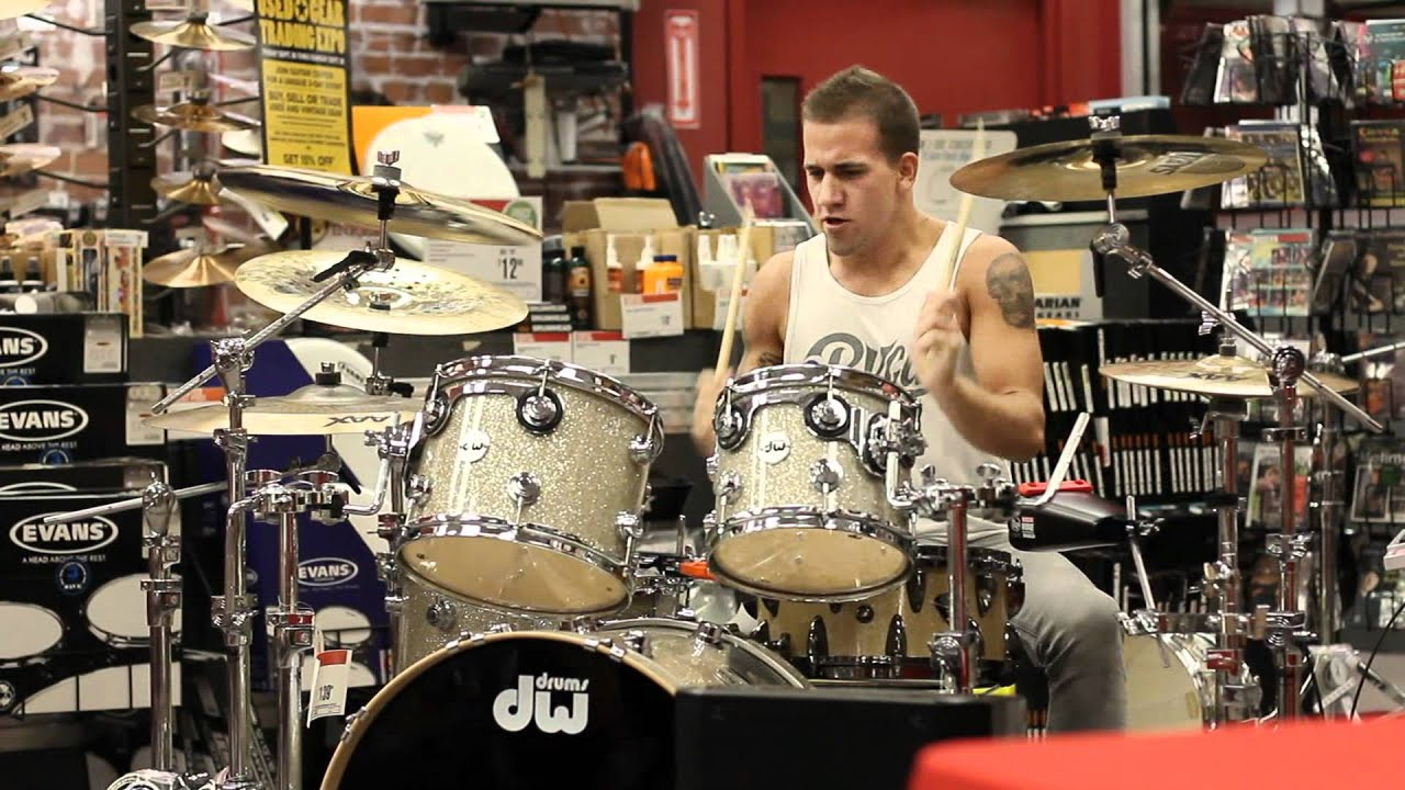 tyler moellmann guitar center drum off 2011 youtube