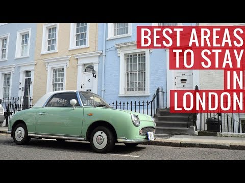 Best Areas to Stay in While Visiting London