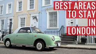 Gambar cover Best Areas to Stay in While Visiting London