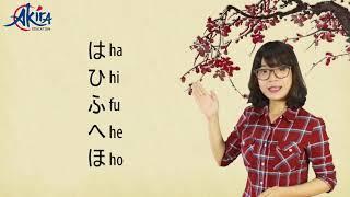 Bắt đầu học tiếng Nhật với 2 bảng chữ cái - 15 phút học 2 bảng chữ cái Hiragana và Katakana