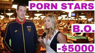 Calling the Clock On Poker YouTube Vlogger Jeff Boski