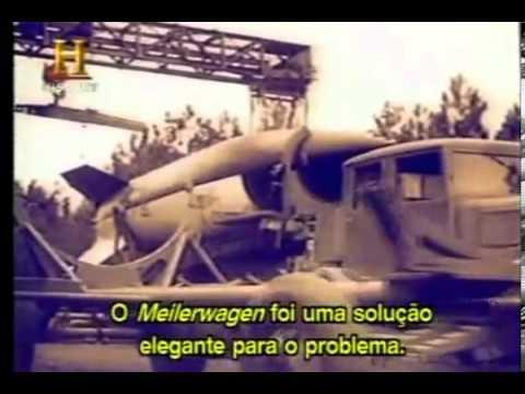Wernher Von Braun e o foguete V2 [documentário]