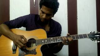 Oh butterfly - part-1 | Meera | fingerstyle intro | Isaac Thayil | Ilayaraja | Guitar cover |
