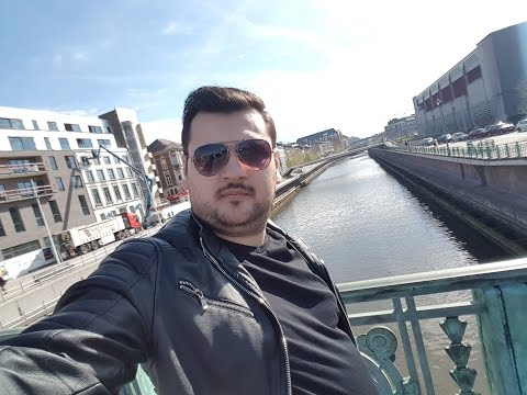 Backpack & Travel to Belgium - Charleroi 2017