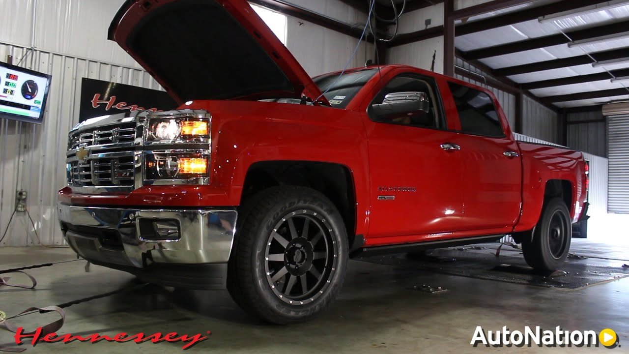 2015 hpe550 supercharged silverado truck now available from autonation youtube