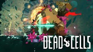 Dead Cells Stream - Rapier showcase run (5 boss cells active)