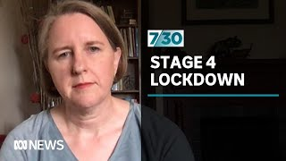 How long before we know if Victoria's stage 4 lockdown is working? | 7.30