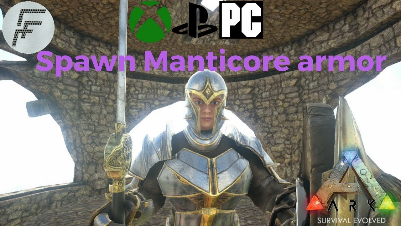 Ark survival evolved how to spawn manticore armor youtube ark survival evolved how to spawn manticore armor malvernweather Gallery