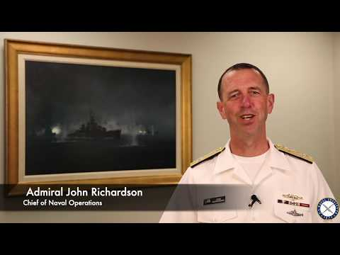Navy Takes the 'Space' Out of Space and Naval Warfare