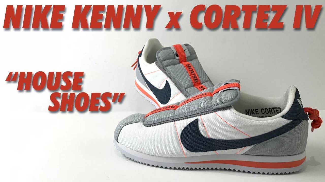 new products 7f24b 45b57 NIKE KENNY CORTEZ IV SHOE REVIEW!