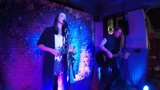 Across The Sea - Immortal Skies (Live at The Garden Bar, Hove)