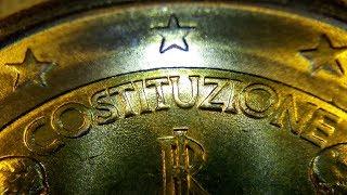 2 Euro - 70th Anniversary Italian Constitution