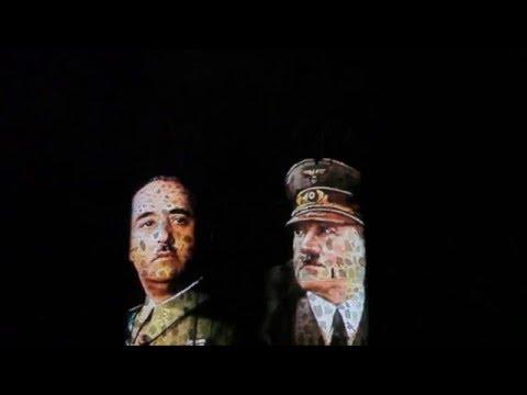 El vídeo con imágenes de Franco y Hitler que ha desatado la polémica en Guadamur