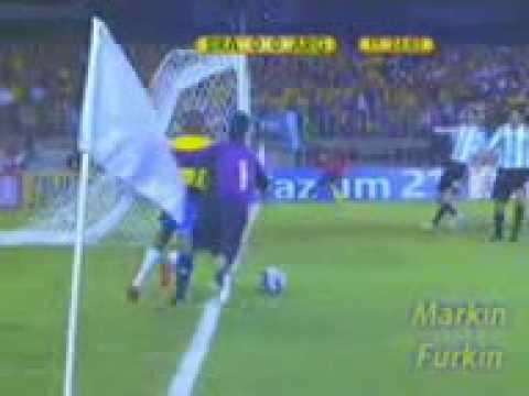 Partida 092  Brasil 0 x 0 Argentina eliminatórias copa do mundo 2010 ... c156d16cd5ddb