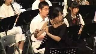 Csardas 台南安順ASJH與香港婦女會中學2010/7