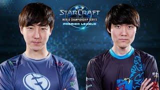 StarCraft 2 - Jaedong vs. Hydra (ZvZ) - WCS Season 2 Finals 2015 - Quarterfinal