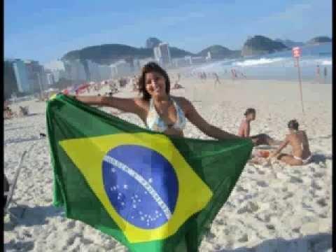 Dj Leslie Copacabana Beach Summer Brazil 2014