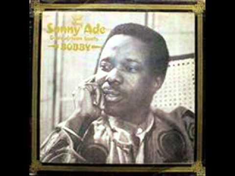 king  Sunny Ade ( Afai bawonja , won binu , awa o gbero ika ...)