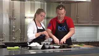 On the go Ham and Egg Cups with Chef Allison Davis