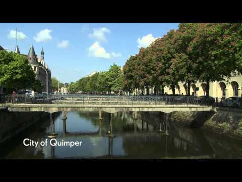 City of Quimper - European Cruise Excursion - Cunard