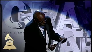 53rd Annual GRAMMY Awards Pre-Telecast - Contemporary RNB Gospel Album | GRAMMYs