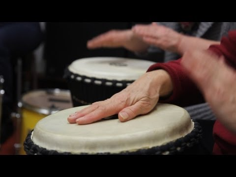 Percussion-Kurs in Höchstadt