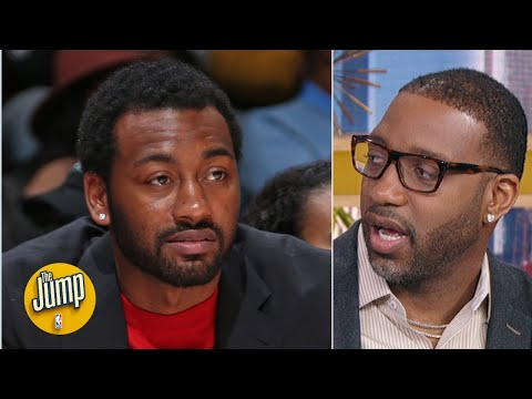 John Wall needs to figure out how to not mess up the Wizards - Tracy McGrady | The Jump