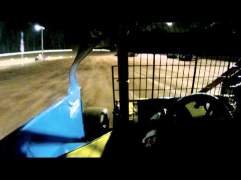 Chloe Andreas Racing #36 - Stage One Modified, Hamlin Speedway 4/30/16
