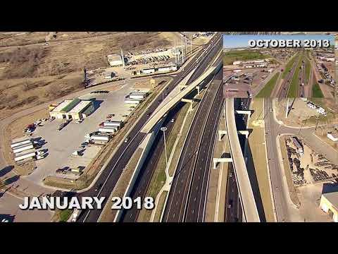 I-35W January 2018