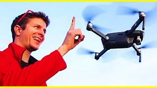 Don't Touch That Mavic!