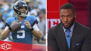 NFL Analysis: Blake Bortles powers Jaguars to win over Patriots | SportsCenter | ESPN thumbnail