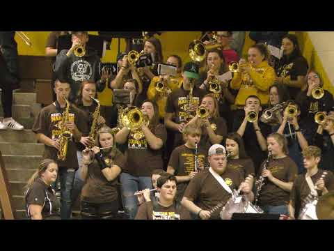 "[4K] ""Let's Groove"" by the 2019 Kenton Ridge Pep Band"