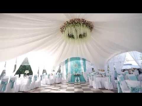 Бронирование  ресторана на свадьбу