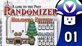 [Vinesauce] Vinny - Zelda: ALttP Randomizer - Holiday Edition! (part 1)