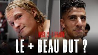 Nice 2-1 Dijon : quel est le + beau but ?