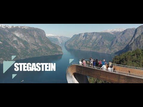 Norway Travel - Stegastein
