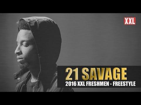 21 Savage Freestyle - XXL Freshman 2016