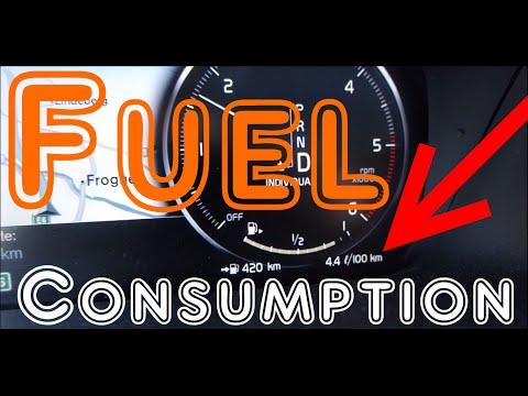2016 Volvo XC90 Fuel Consumption