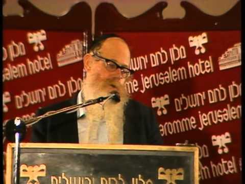 The Spielberg Jewish Film Archive - Rabbi Adin Steinstaltz